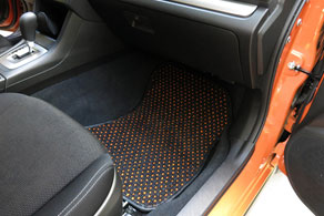 2013 Subaru Crosstrek - Coco #57 Black & Orange