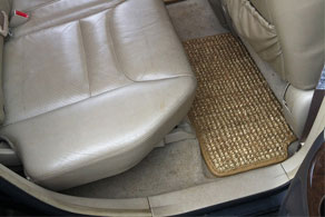 2000 Toyota Highlander - SeaGrass #73 Large Weave
