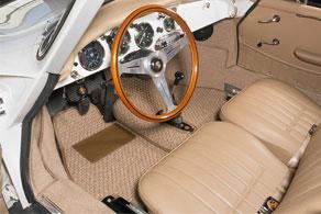 1963 Porsche 356 - Coco #81 Beige & Creme