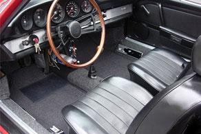 1968 Porsche 912 - Sisal #42 Black