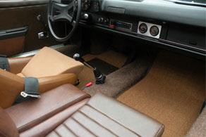 1971 Porsche 914 - Sisal #47 Cognac