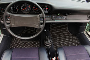 1973 Porsche 911 Targa - Coco #53 Black & Grey