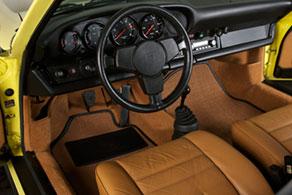 1974 Porsche 911 - Sisal #47 Brown Palomino