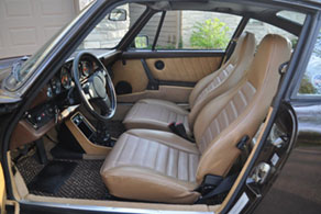 1982 Porsche 911 SC - Coco #06 Brown & Natural
