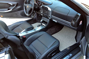 2004 Porsche Boxster SGT - Wool #63 Grey
