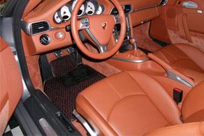 2009 Porsche 997 - Coco #56 Black & Terracotta