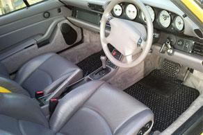 Porsche 993 - Coco #53 Black & Grey