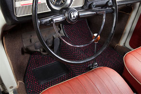 1969 VW Beetle - Coco #51 Black & Red
