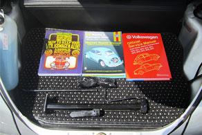 1979 VW Super Beetle Convertible - Coco #53 Black & Grey