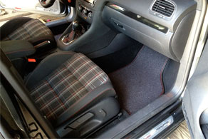 2010 VW Golf MK4 - Sisal #42 Black