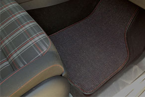 2010 VW Golf MK4 - Sisal #42 Black
