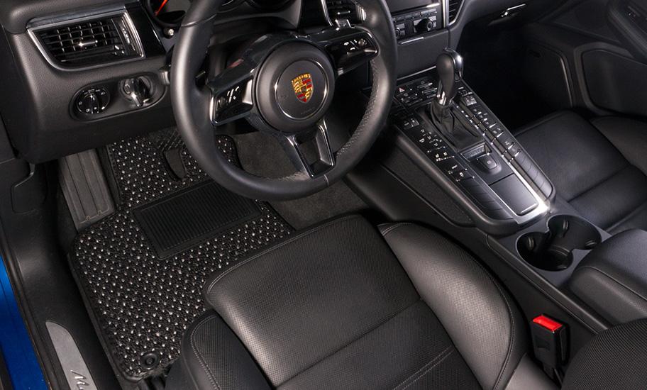 Porsche Car Floor Mats
