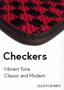 Link to for more information on Cocomats.com checkers material