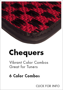 Link to for more information on Cocomats.com chequers material