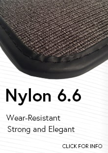 Link to for more information on Cocomats.com Nylon 6.6 material
